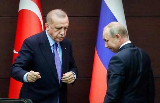 Ердоган поставив Путіна в незручне становище питанням про вакцинацію: Президент РФ не зміг переконливо відповісти
