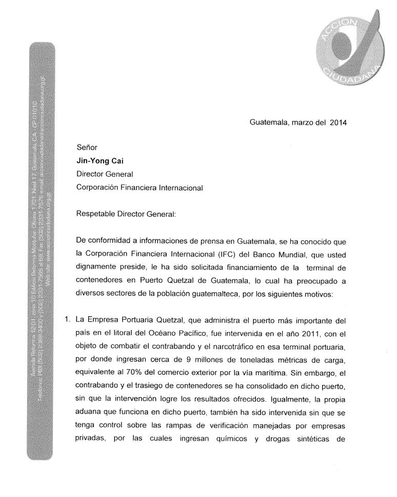 Carta AC