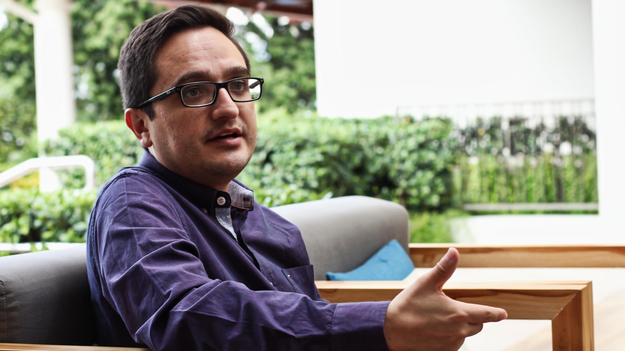 Entrevista a Juan Francisco Sandoval, Fiscal de Guatemala