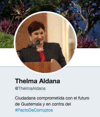 2019-02-17-Mujeres a la presidencia-Twitter Thelma Aldana