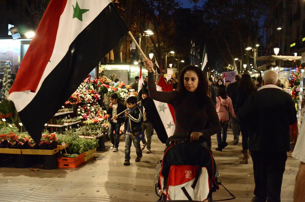 Los refugiados sirios en Guatemala