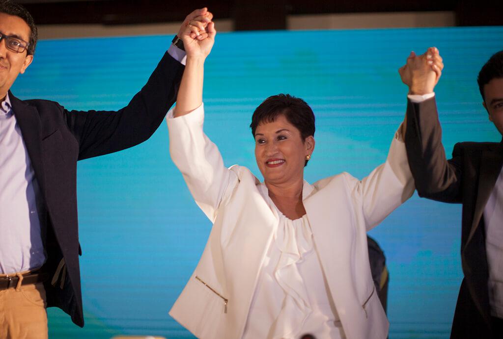 Thelma Aldana, de perseguida a candidata con inmunidad