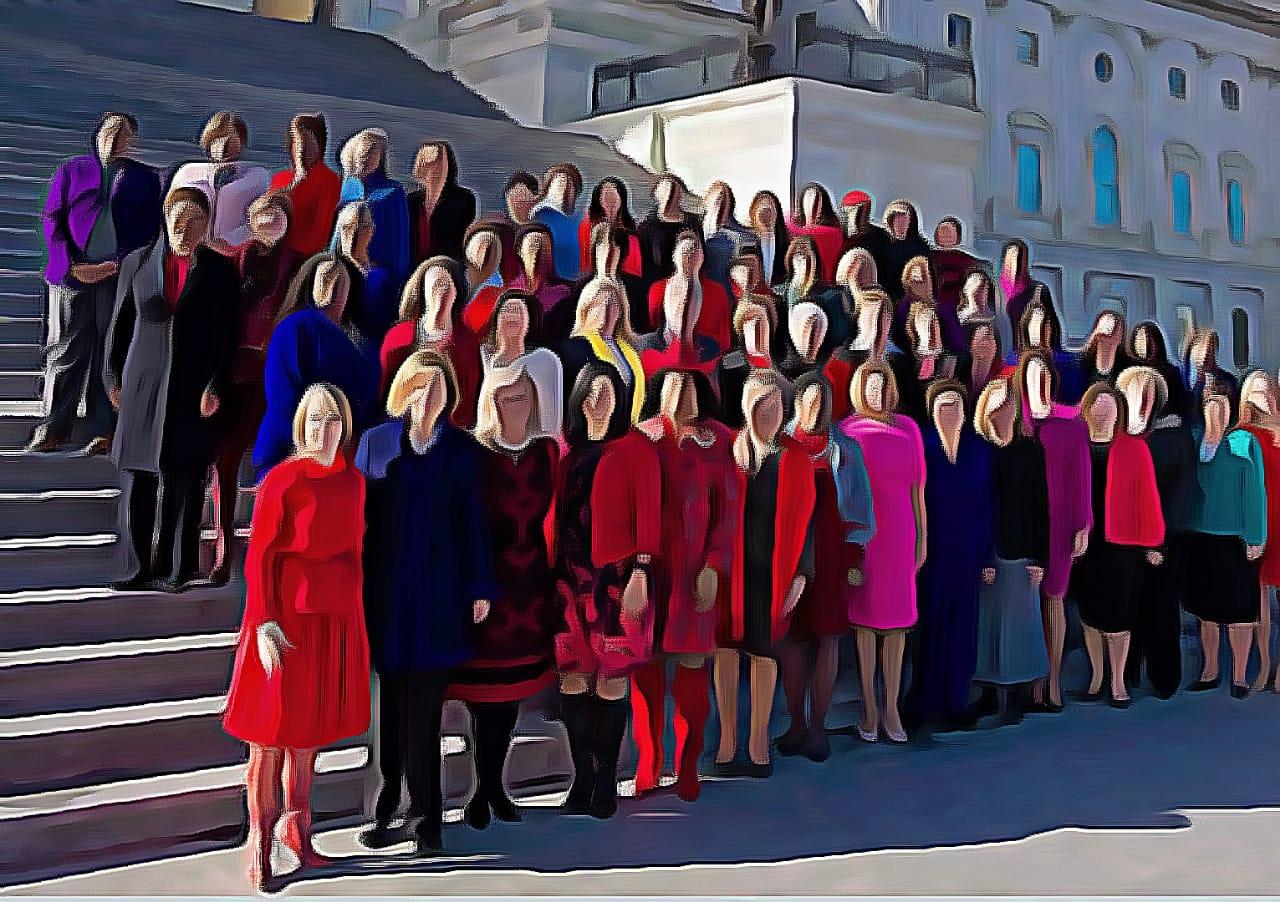 Las mujeres y las elecciones 2020