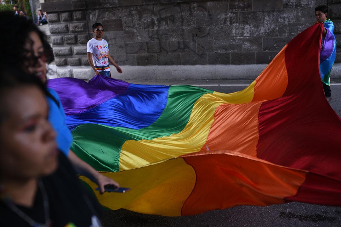 Estudio: 35% de personas LGBT guatemaltecas sufrieron violencia en el último año