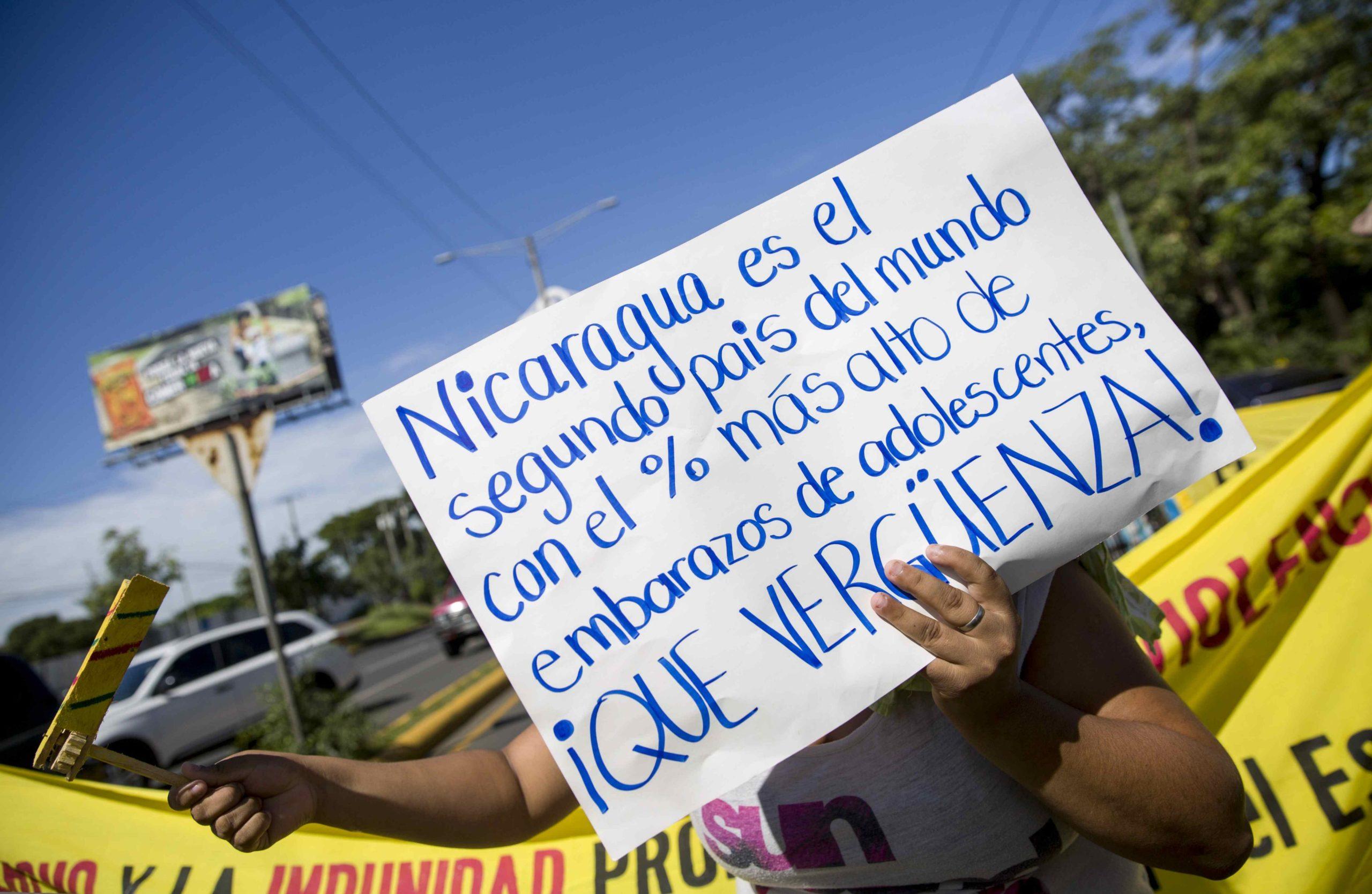 MUJERES EXIGEN AL PODER JUDICIAL RESTITUIR ABORTO TERAPÉUTICO EN NICARAGUA
