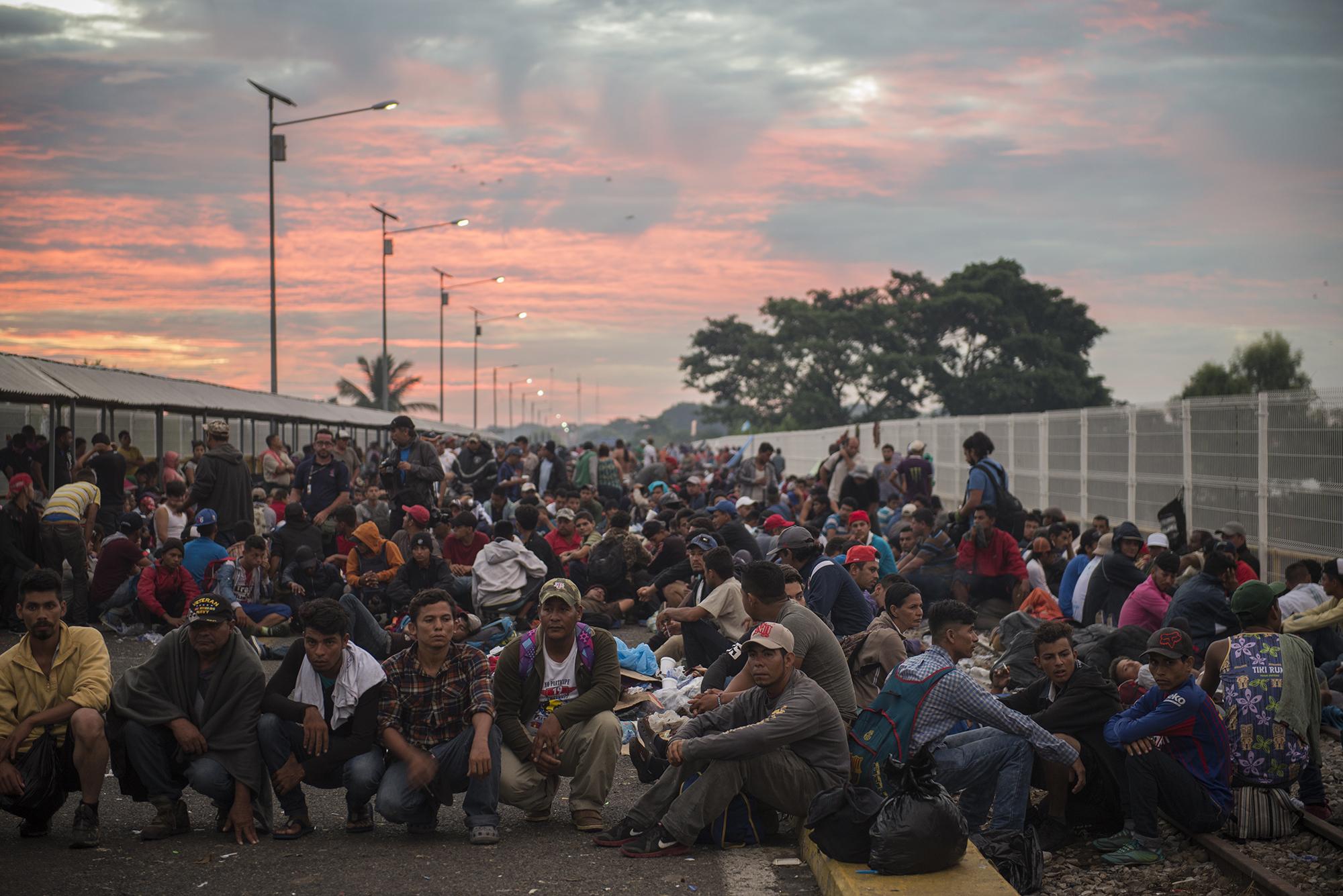 Migrantes: un homicidio, una agonía en el desierto y una pronta deportación