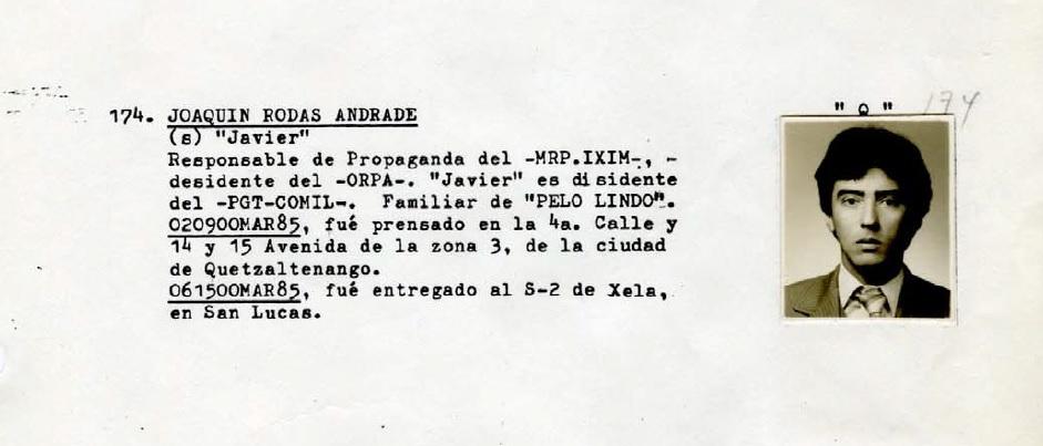 Joaquín Rodas Andrade