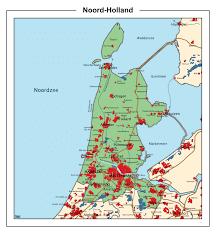 Campertrip door Noord Holland