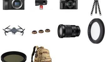 Apparatuur voor Vlogs en Blogs