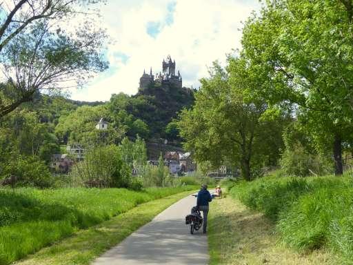 Fietsroute Valwig - Cochem