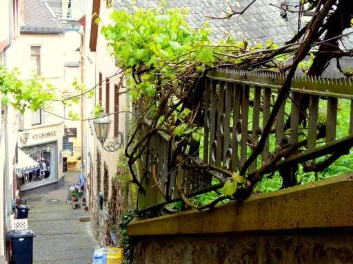 Cochem - Steile straten
