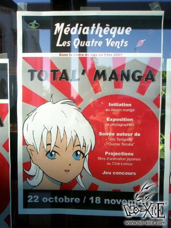 Cours de dessin manga au Loroux-Bottereau par le fanzine No-Xice©