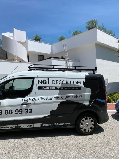 Painting costa del sol services