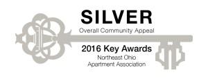 Key logos - silver 2016