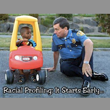 Racial Profiling pulled over