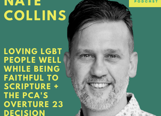 PCA overture 23, love, LGBT, Church