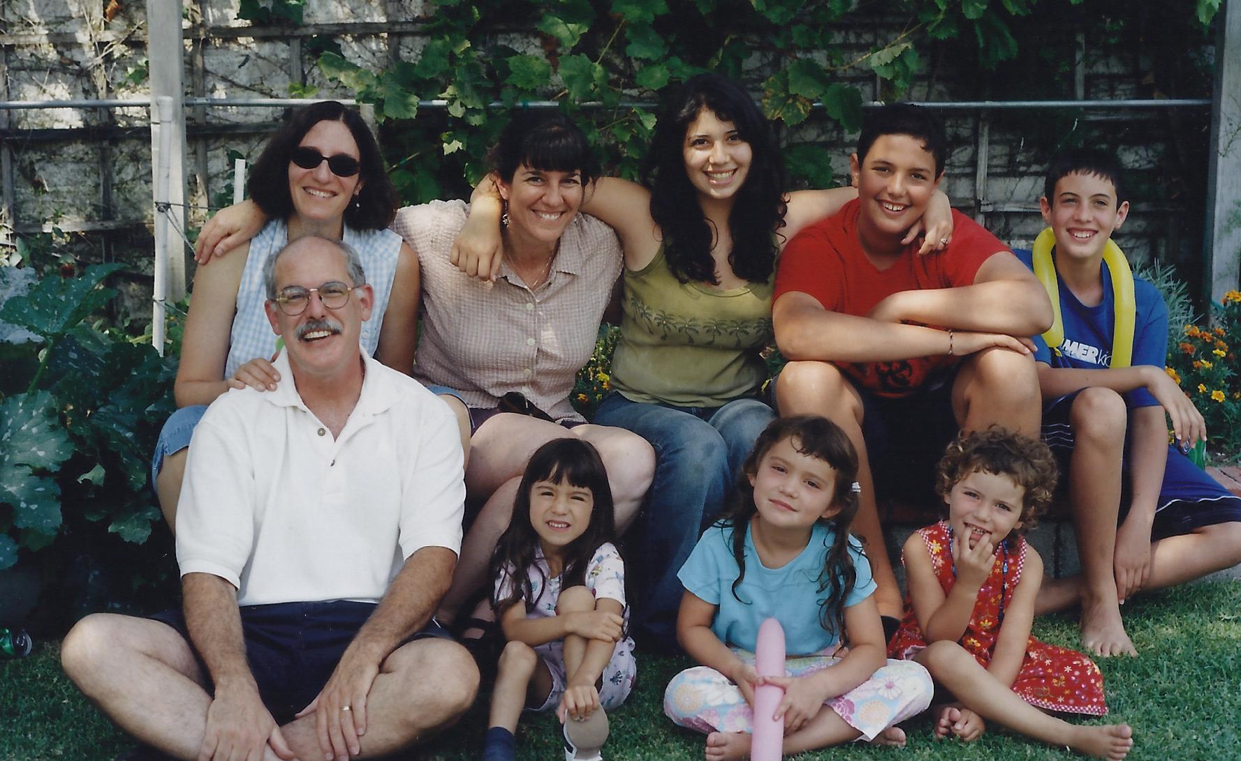 2002 Ben Bar Mitzvah 2