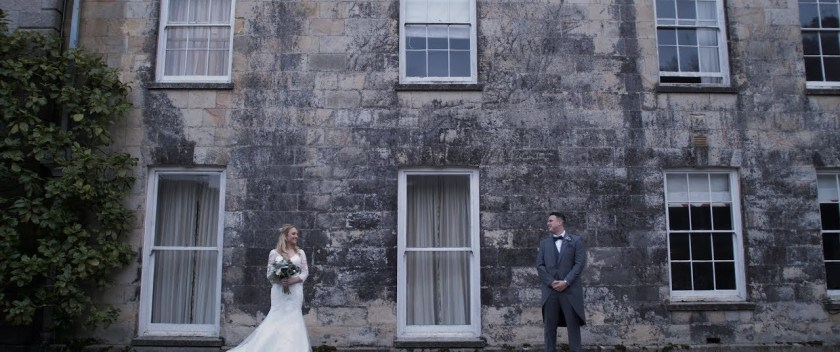 Wedding Video Scorrier House