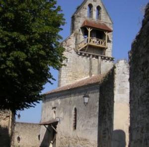 Eglise Noaillan