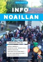 Info Noaillan N°4