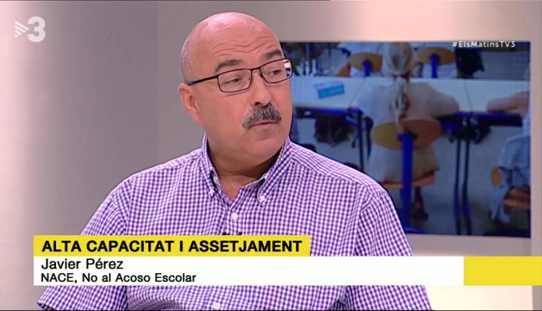 Entrevista de Radio Almenara a Javier Pérez, presidente de NACE