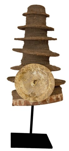 Hat With Disc