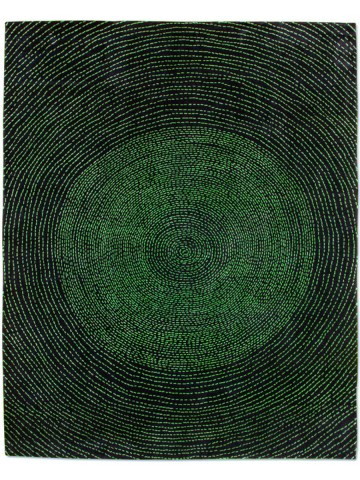 Orbita in Emerald, 10 ft. x 14 ft.