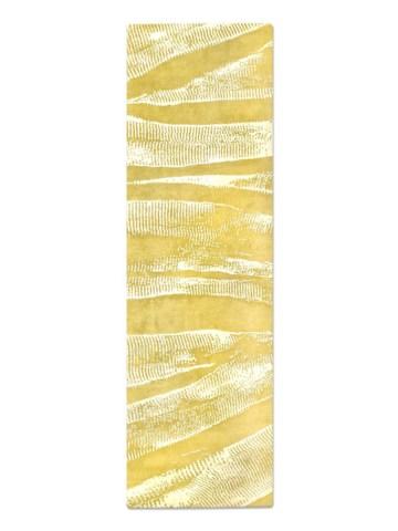 Ebu in Saffron, 3 ft. x 10 ft.