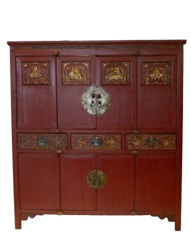 Shanxi Red Cabinet  | Shanxi, China