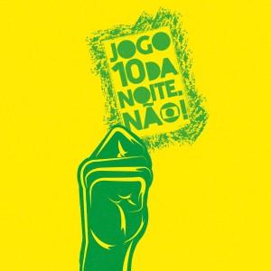 """Campanha do """"Futebol, Mídia e Democracia"""""""