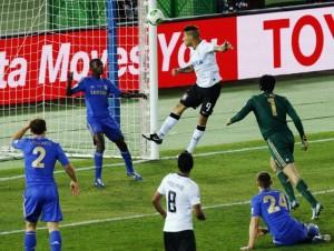 Gol histórico contra o Chelsea, em 2012