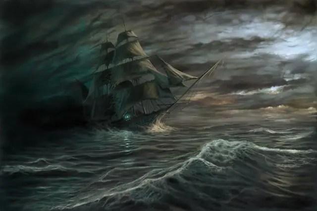 La embarcación de los seguidores de Cristo se habría hundido de no ser por Sara Kali