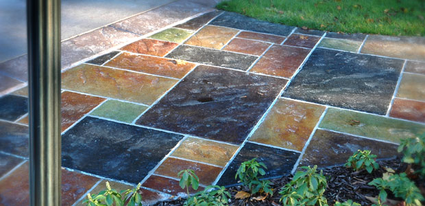 Unique Cement Specializes In Stamped Concrete Patios Macomb Oakland County Mi