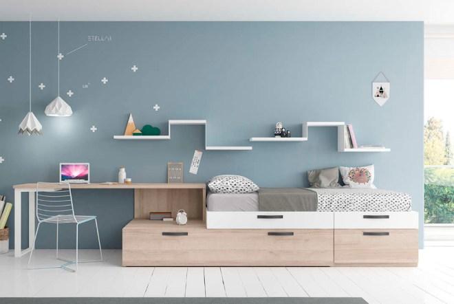 Dormitorios juveniles de antaix nobel muebles for Muebles antaix