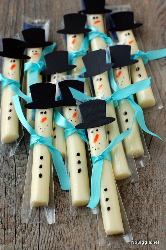 stringcheese snowman - NoBiggie.net