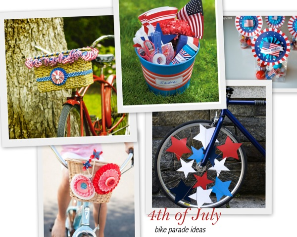 Bike Parade ideas for the 4th of July   NoBiggie net