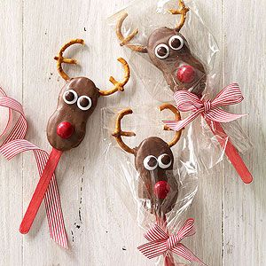 25 Rudolph Crafts Gifts And Treats NoBiggie