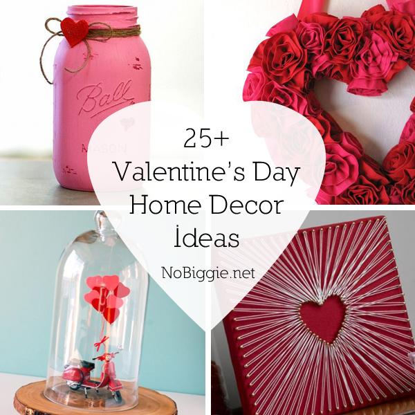 25 Valentine S Day Home Decor Ideas Nobiggie