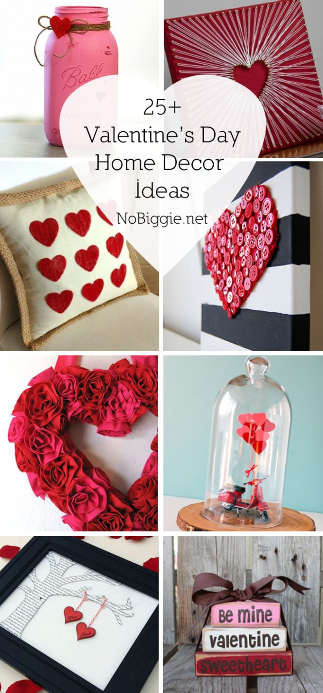 Love These Diy Valentine 39 S Day Home Decor Ideas Red And Pink Hearts Xoxos