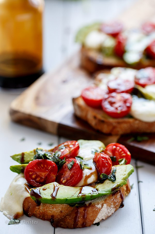 16 Tasty Ways To Top Your Toast