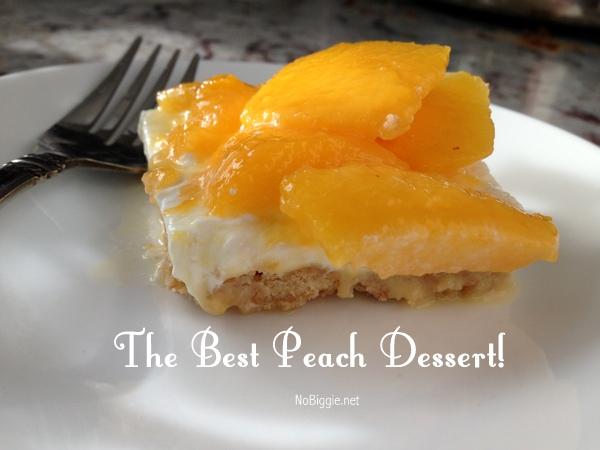 25 Peach Recipes Nobiggie Net