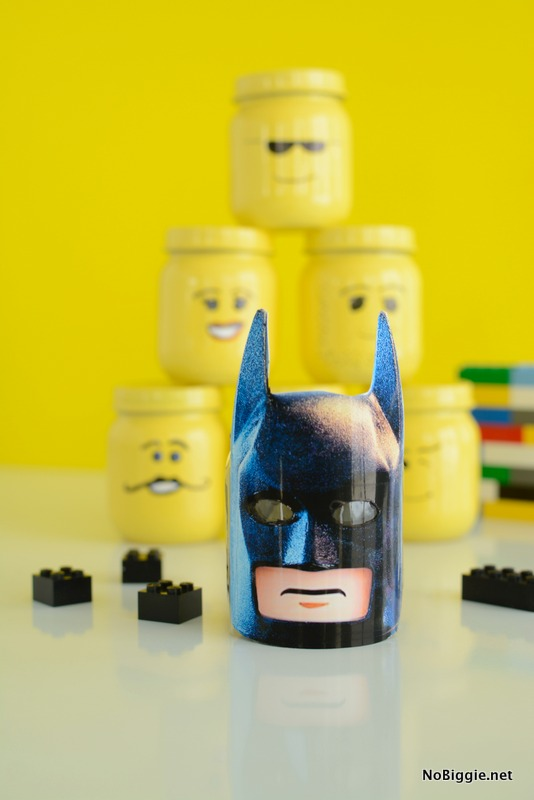 DIY LEGO Batman Night Light