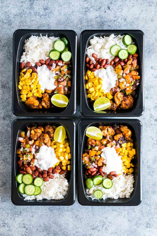25 Healthy Meal Prep Ideas
