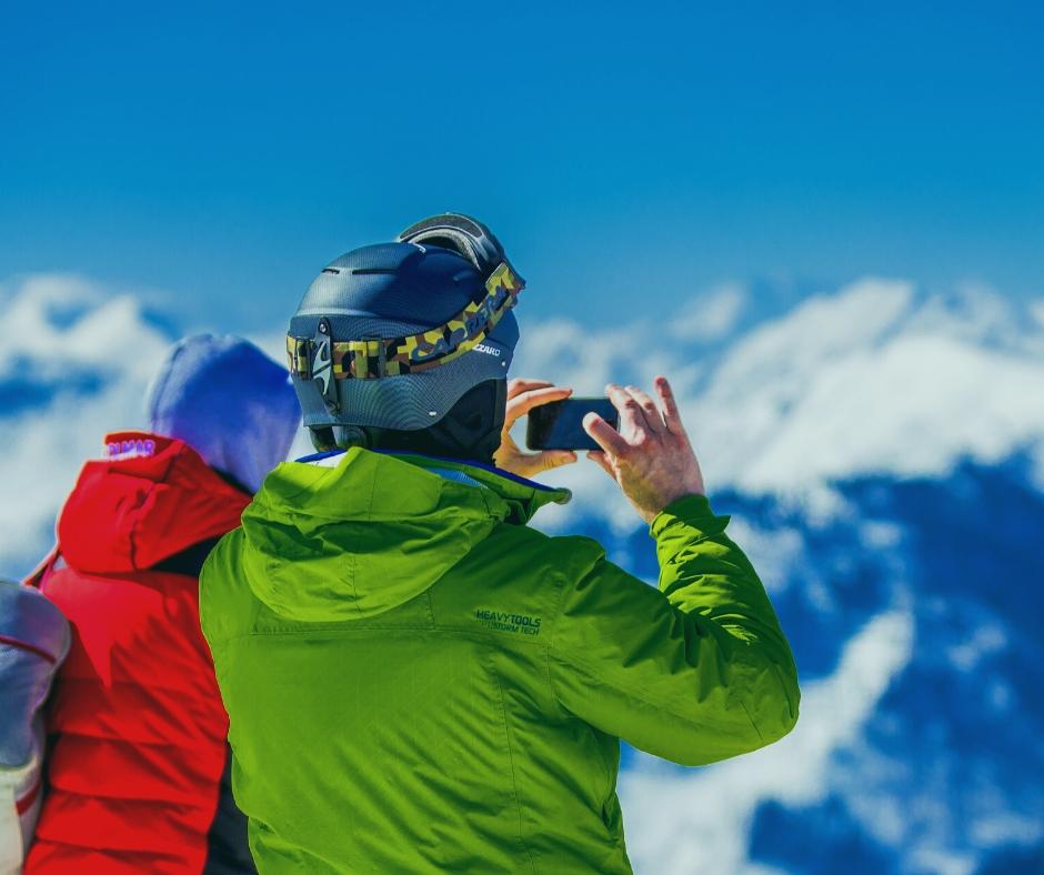 skijanje za ekipu