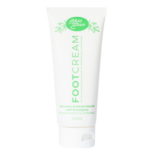 Foot Cream with Eucalyptus and Pure Olive Oil   Noble Estate