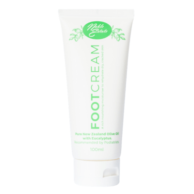 Foot Cream with Eucalyptus and Pure Olive Oil | Noble Estate