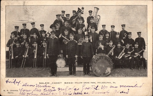 Cadet Band 1838 Salem MA