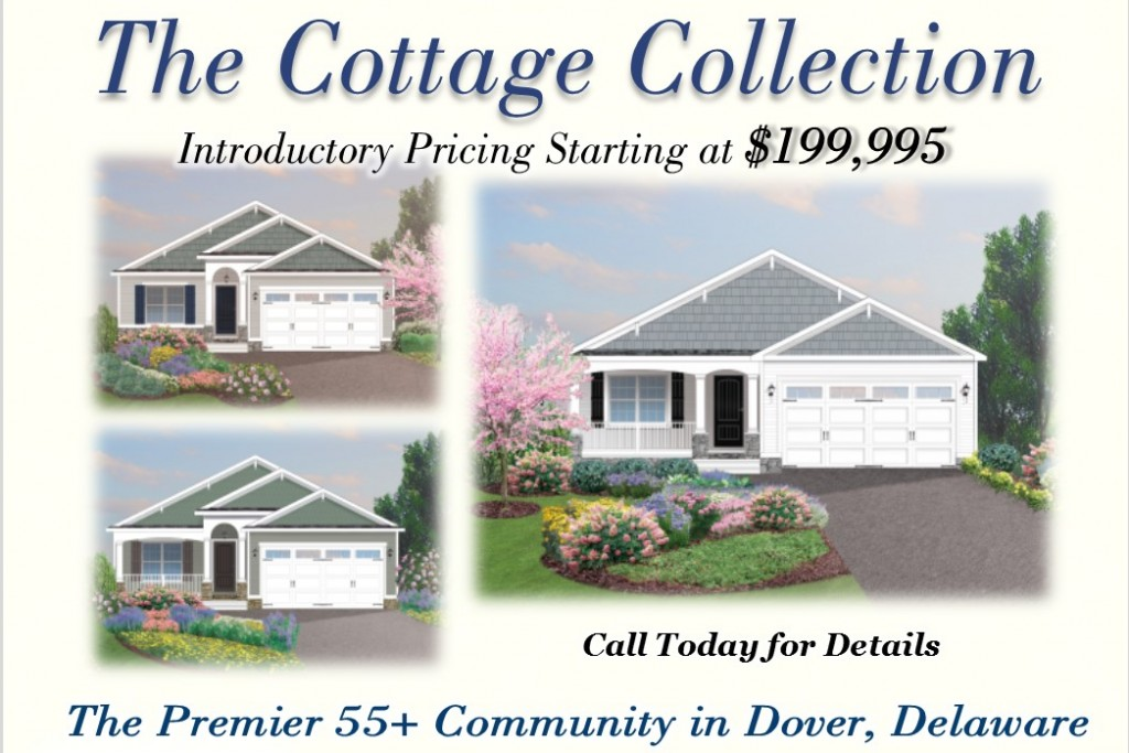 Cottages - Into pricing for Specials and promo page