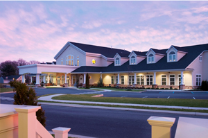 The Point Clubhouse at Noble's Pond Homes