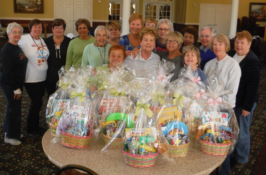 Charity Baskets of Cheer Committee